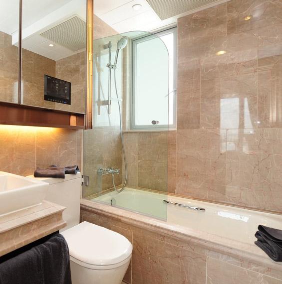 How To Break Into A Bathroom Door: Frameless Bathtub Screens