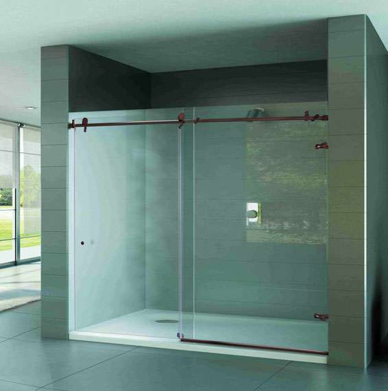 Metro Sliding Shower Doors Dulles Glass